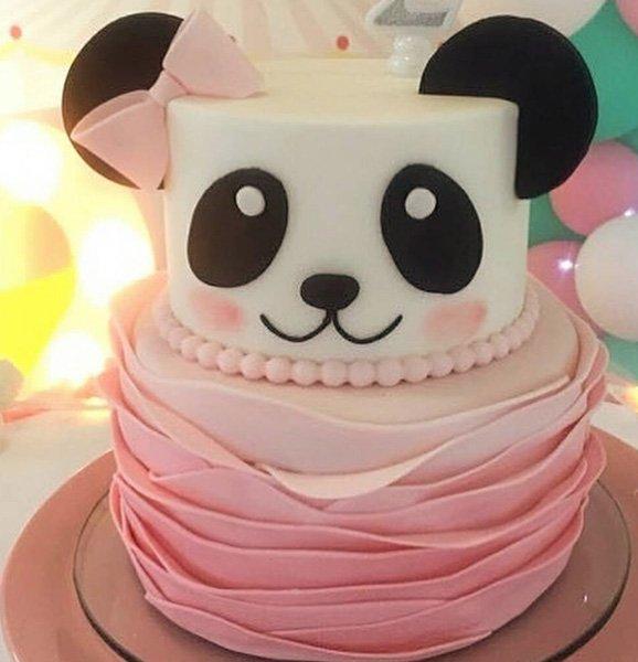 creative panda cake ideas 5
