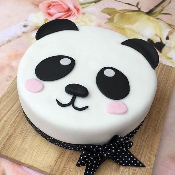 creative panda cake ideas 7