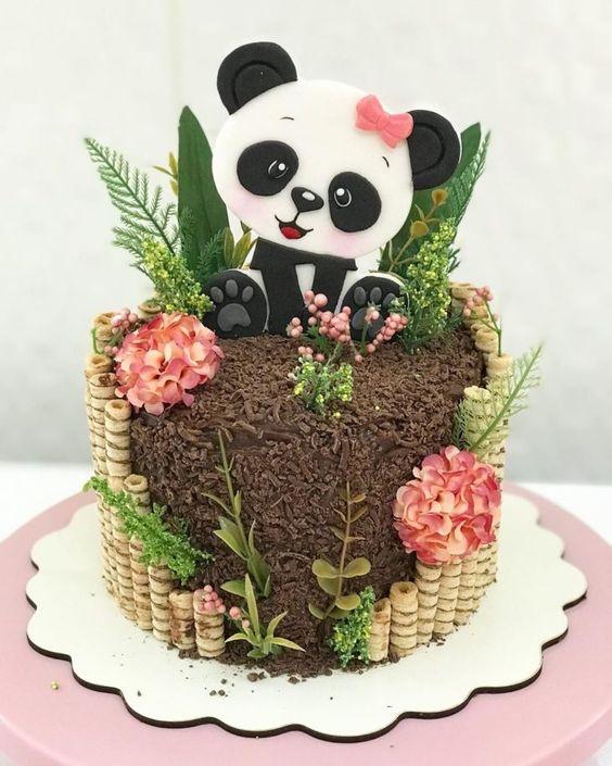 creative panda cake ideas 8