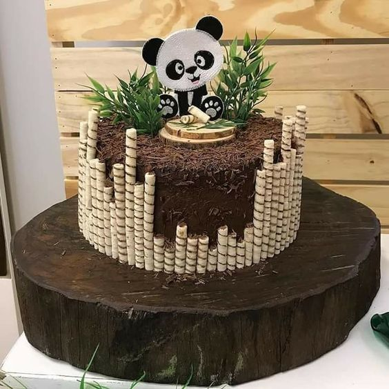 creative panda cake ideas 9