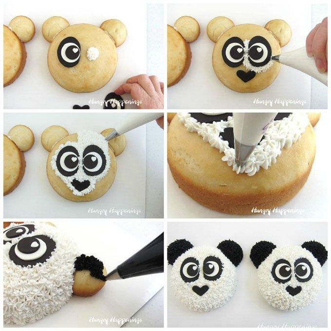 creative panda cake ideas