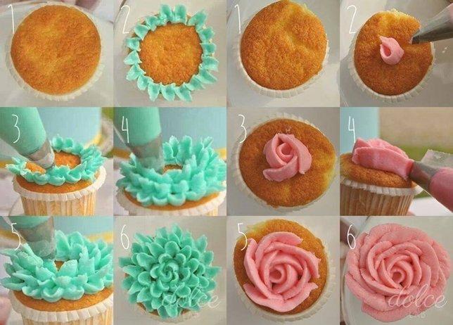 Cake Deco Mania : 30+ Wonderful Cupcake Ideas