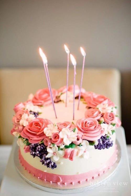 decorated birthday cakes 12