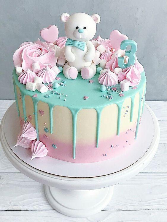 decorated birthday cakes 2