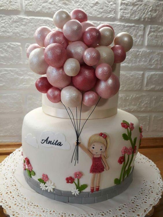 decorated birthday cakes 4