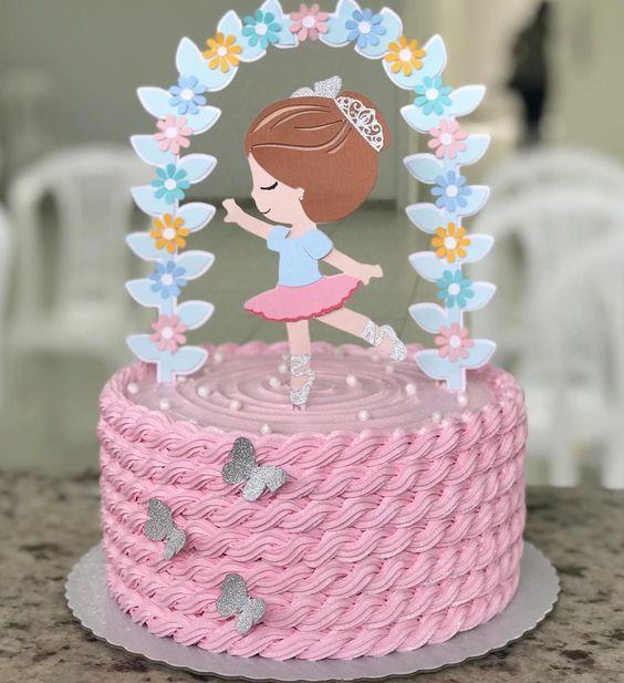 decorated birthday cakes 7
