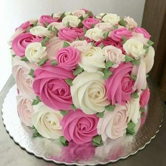 decorated birthday cakes 9