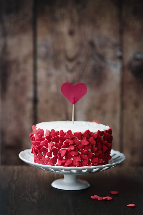 decorated cakes for valentines day 4