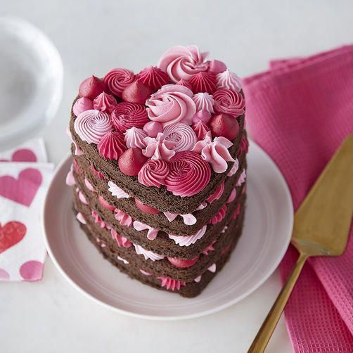 decorated cakes for valentines day 9
