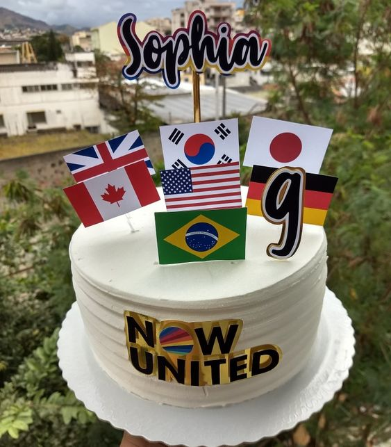 decorated cakes now united 3