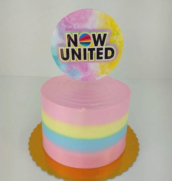 decorated cakes now united 7