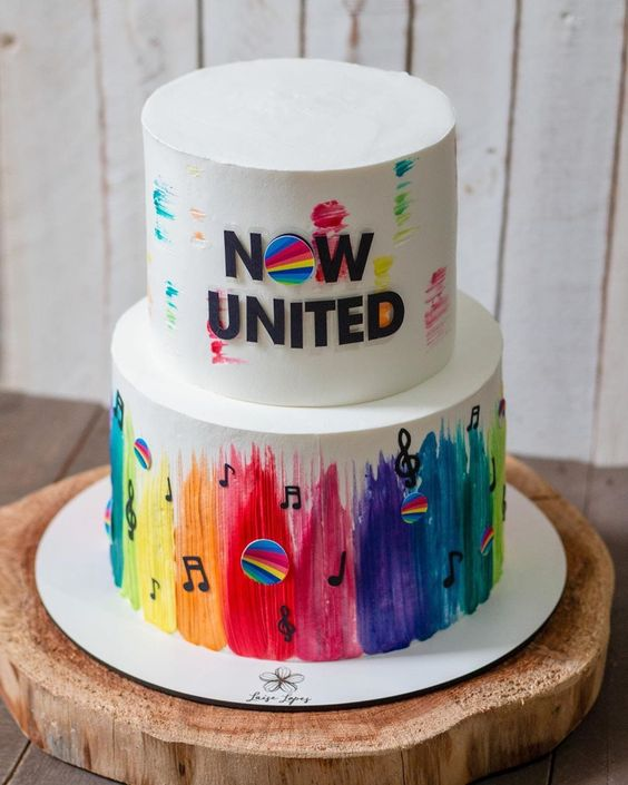 decorated cakes now united 9 Copia Copia