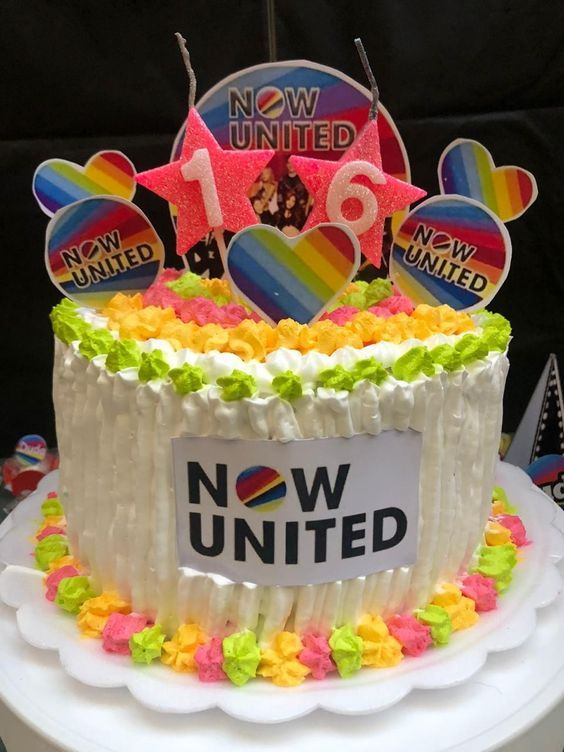 decorated cakes now united Copia Copia