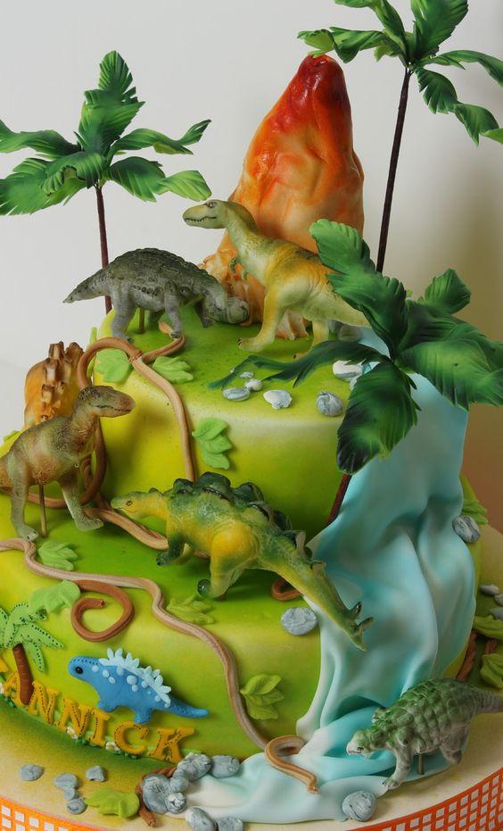 dinosaur cake ideas 10