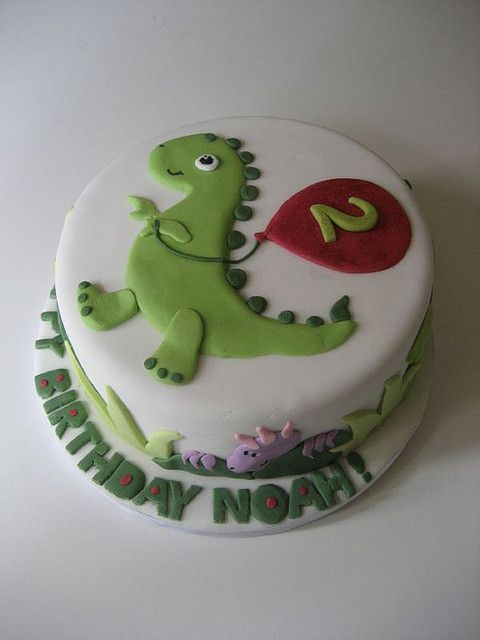 dinosaur cake ideas 12