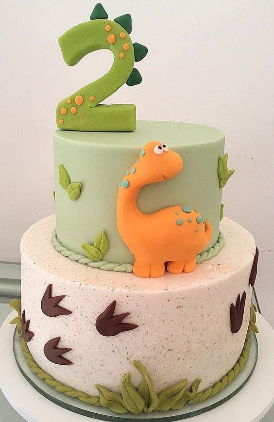 dinosaur cake ideas 13