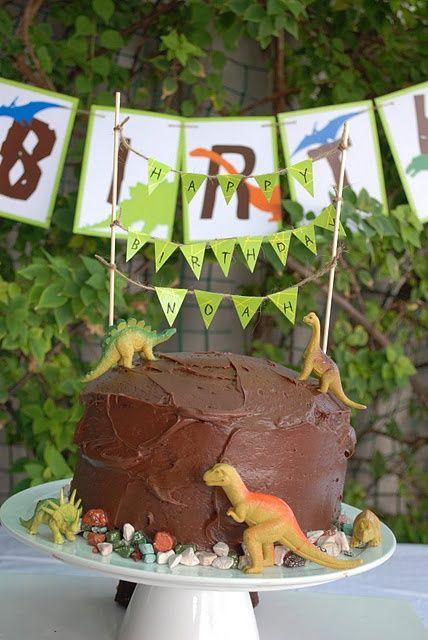 dinosaur cake ideas 15