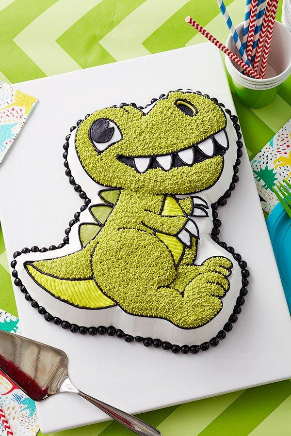 dinosaur cake ideas 2