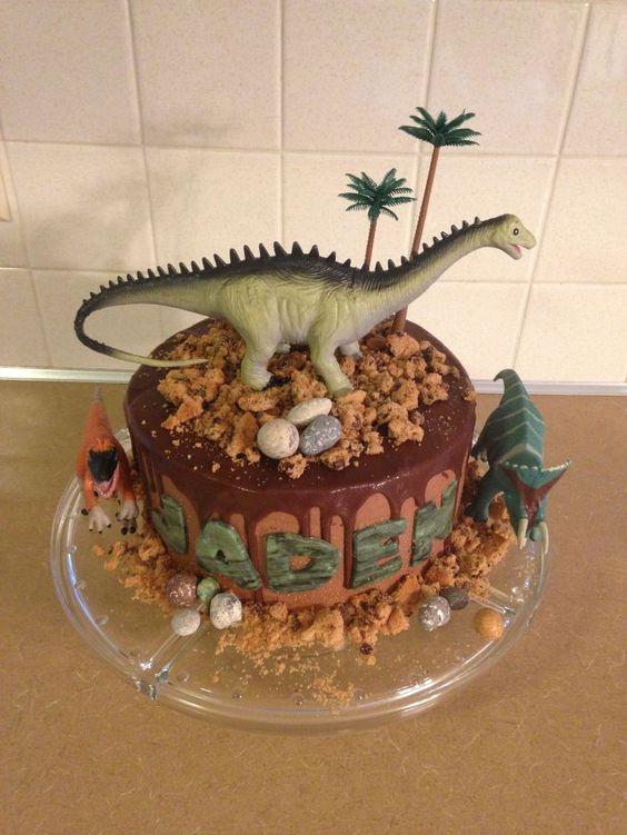 dinosaur cake ideas 20