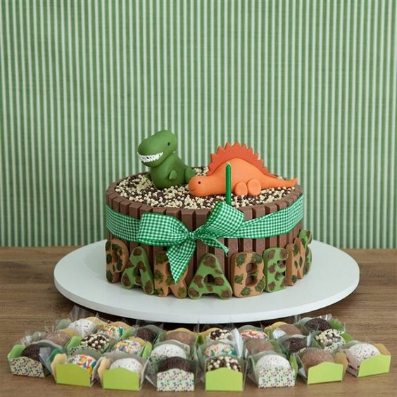 dinosaur cake ideas 5