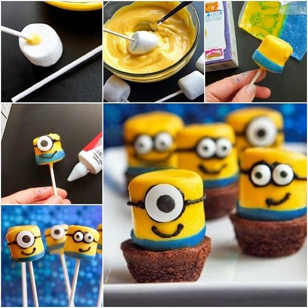 Easy Minion Cakes To Make