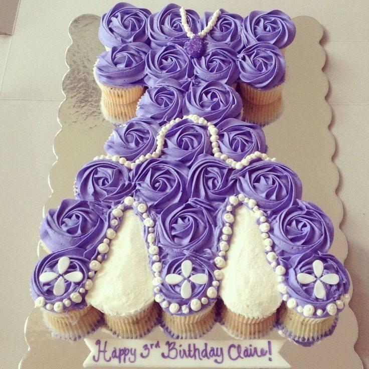 dress cupcake 10