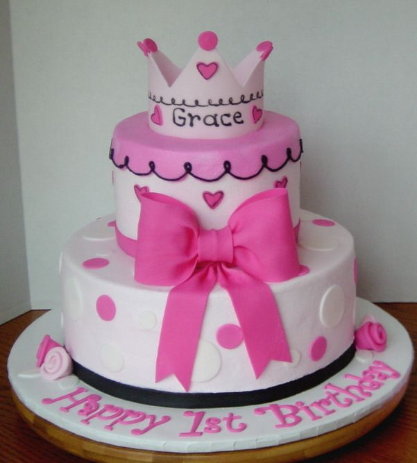 Cake Princess Birthday E21f18cf 082209 Sm
