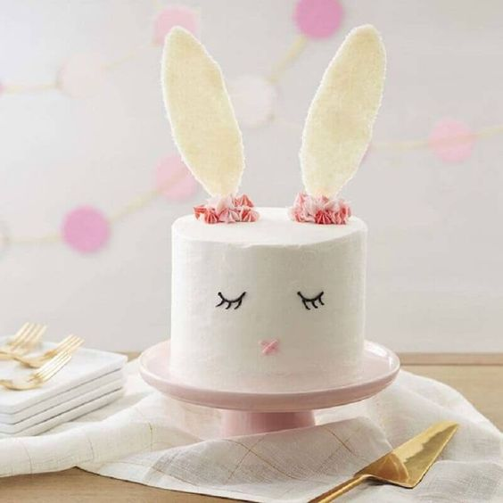 easter bunny cake 1 1