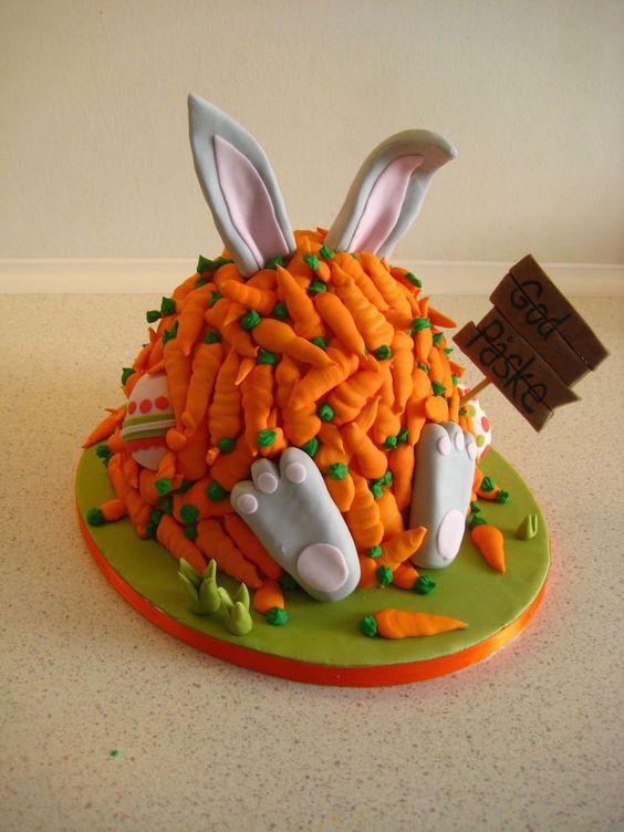 easter bunny cake 10