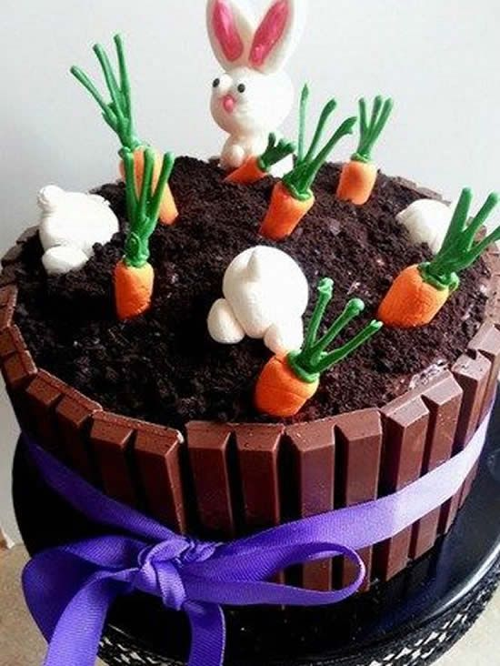easter bunny cake 15