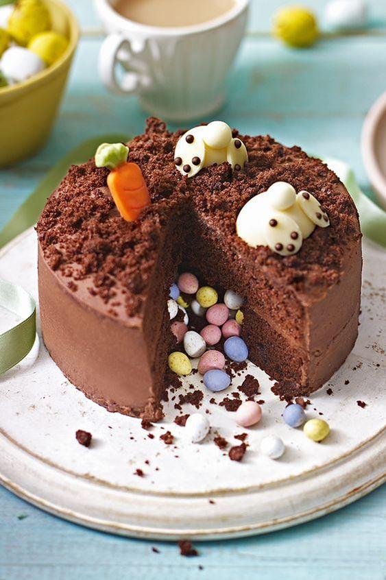 easter bunny cake 17