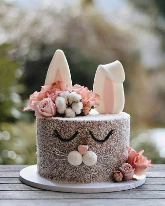 easter bunny cake 19
