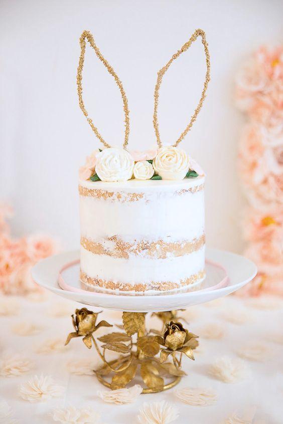 easter bunny cake 2