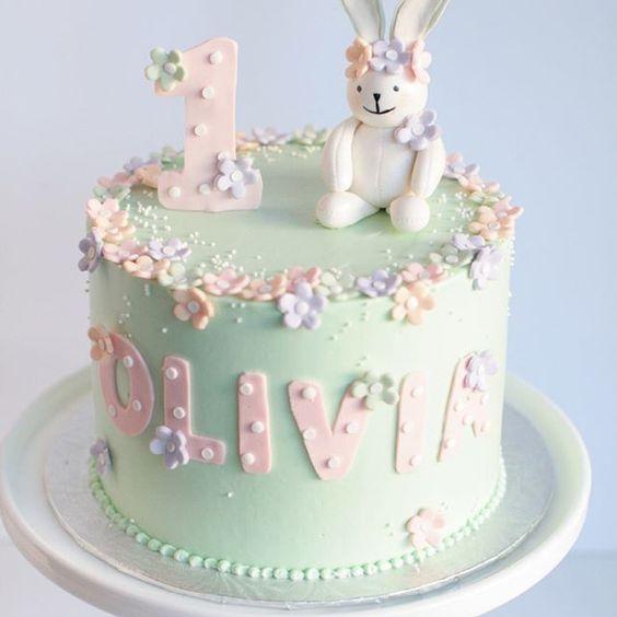 easter bunny cake 3