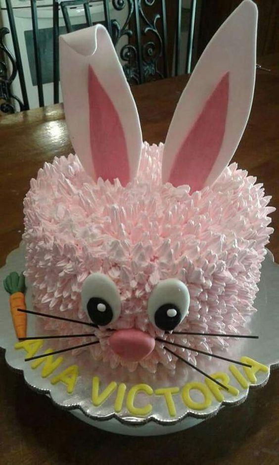 easter bunny cake 4