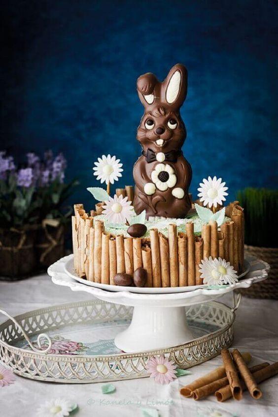 easter bunny cake 6