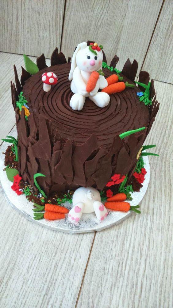 easter bunny cake 9