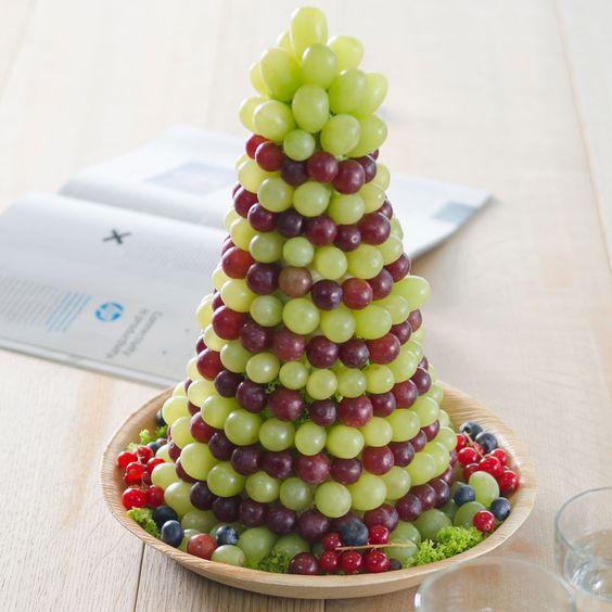 edible christmas trees 1