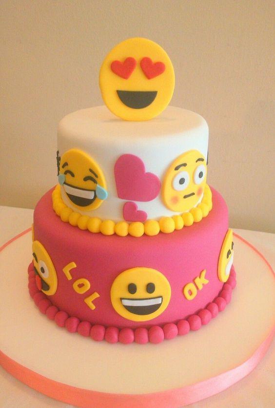 emoji cakes ideas 1