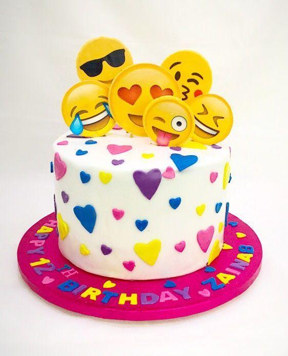 emoji cakes ideas 4