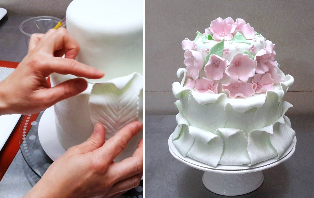 Professional Looking Cake Decorating Ideas