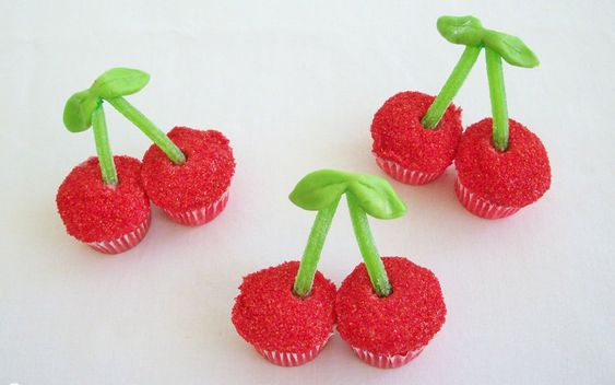 fruit inspired cupcakes 8