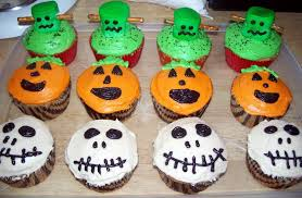 halloween cupcakes ideas