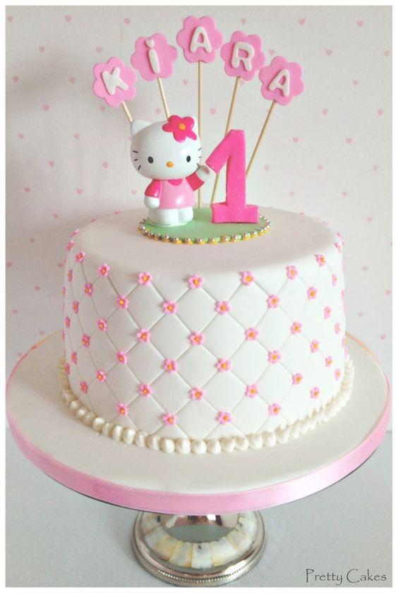 hello kitty birthday cake 7