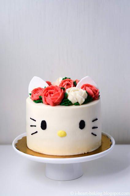 hello kitty birthday cake 8