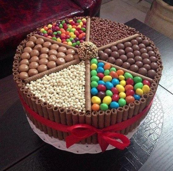 homemade birthday cake 4