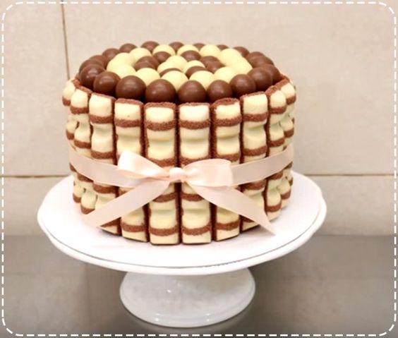 homemade birthday cake 6