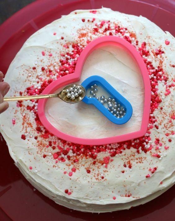 homemade birthday cake 7