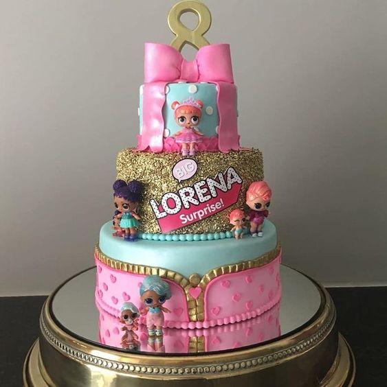 lol birthday cake 13