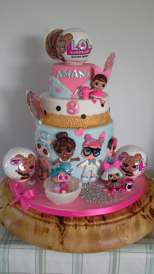 lol birthday cake 14